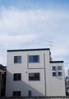 建坪8.4坪の狭小住宅